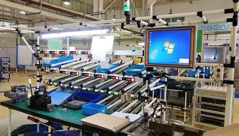ITPC-8190c工业平板电脑在瓦楞纸生产管理系统中的应用