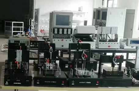 CT1509工业平板电脑在蓝牙自动化检测设备的应用